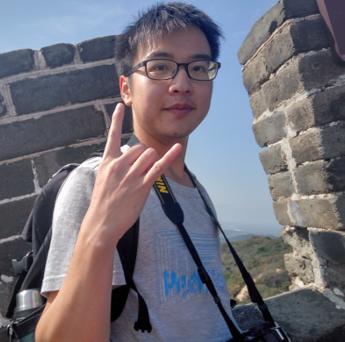 Ruihong Qiu, 邱瑞鸿